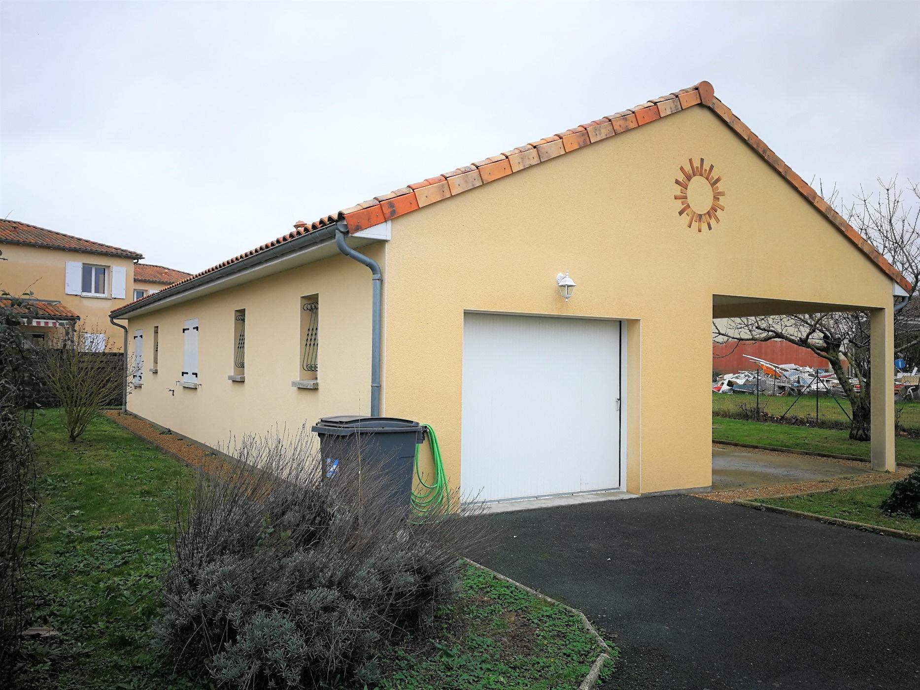Offres de location Maison Buxerolles (86180)